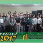 FAVALORO - PROMOCIÓN 2017